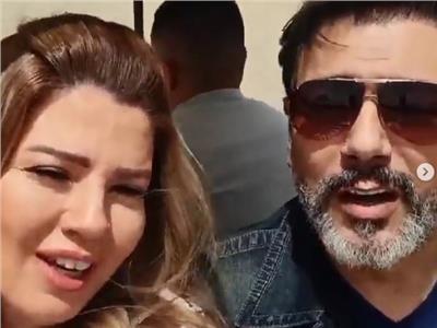 رانيا فريد شوقي واحمد وفيق
