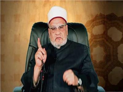 الدكتور أحمد كريمة أستاذ الفقه المقارن بجامعة الأزهر الشريف