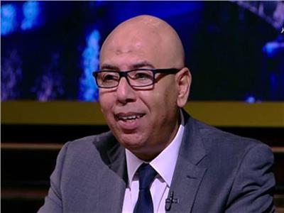العميد خالد عكاشة مدير المركز المصرى للفكر والدراسات الاستراتيجية