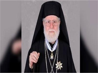 نيافة الانبا نقولا مطران طنطا، والمتحدث الرسمي لكنيسة الروم الارثوذكس