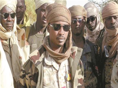 محمد ديبي تولى منصب القائد الأعلى للقوات المسلحة فى تشاد