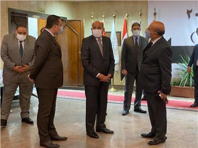 مجلس الدولة : الاستمرار في الانعقاد الدوري لغرفة إدارة أزمة كورونا
