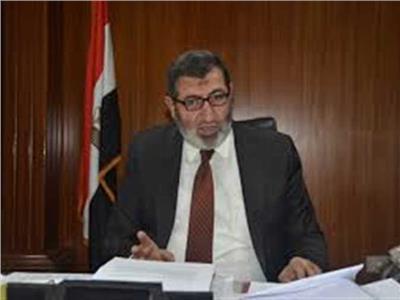 الدكتور خالد الذهبي رئيس المركز القومي لبحوث الإسكان