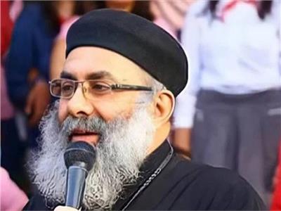 القمص موسى إبراهيم المتحدث باسم الكنيسة القبطية الأرثوذكسية