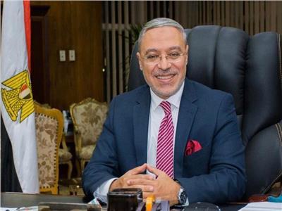 رئيس جامعة طنطا الدكتور محمود ذكي