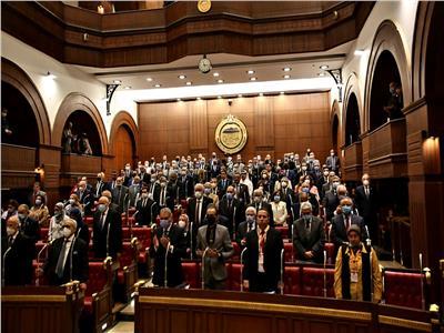 مجلس الشيوخ اليوم