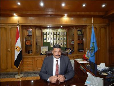 الدكتور عمرو الحاج رئيس هيئة الطاقة الذرية