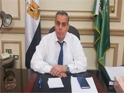الدكتور صبري السنوسي عميد حقوق القاهرة