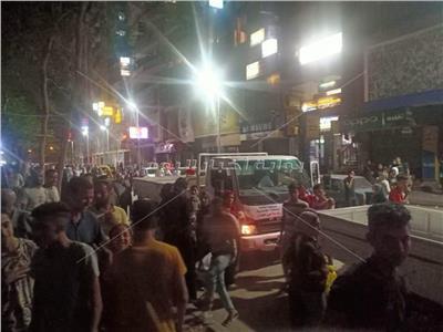 نائب محافظ القاهرة تشن حملات مكثفة على المنطقة الجنوبية لمتابعة غلق المحلات