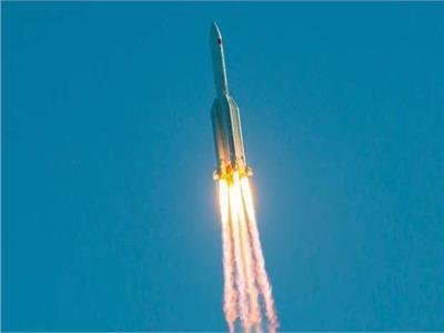 الصاروخ الصيني الضال