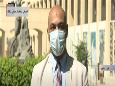 محمد منير المتحدث باسم وزارة الثقافة