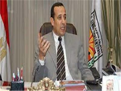 محمد عبدالفضيل شوشة محافظ شمال سيناء