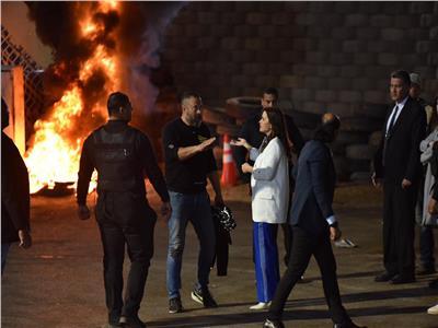 نور اللبنانية وماجد المصري