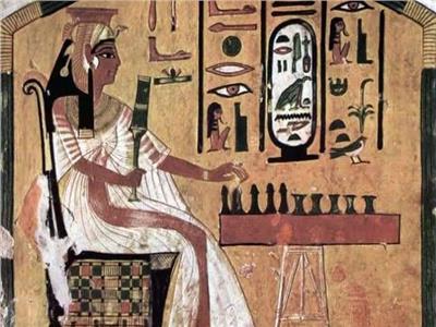 الالعاب الذهنية في مصر القديمة