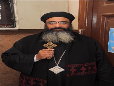 لأب المبارك القس جرجس أبو اليمين كاهن كنيسة الشهيد مار جرجس بأبي الفرج