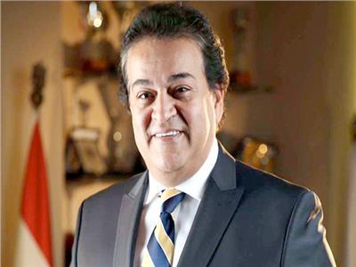 د. خالد عبدالغفار وزير بالتعليم العالي والبحث العلمي