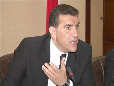 """عماد حمدي الإمين العام لـ""""الإتحاد العربي للنفط """""""