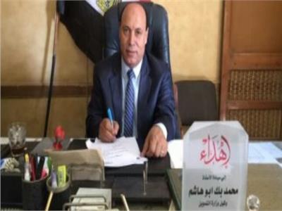 المهندس محمد أبوهاشم وكيل وزارة التموين بالغربية