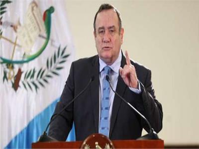 الرئيس أليخاندرو جياماتي