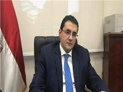 خالد مجاهد المتحدث بأسم وزارة الصحة والسكان