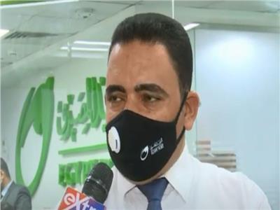 بيومي القطان، مدير عام منطقة بريد شرق القاهرة