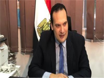 الدكتور محمد القرش، المتحدث باسم وزارة الزراعة