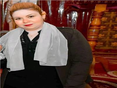 الدكتورة مارينا اشرف ظريف اخصائية العلاج الطبيعى بمستشفى المراغة