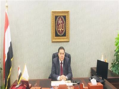 اللواء أشرف الخطيب، أمين عام المجلس القومي لرعاية أسر الشهداء والمصابين