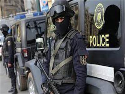 الأجهزة الأمنية بالقاهرة