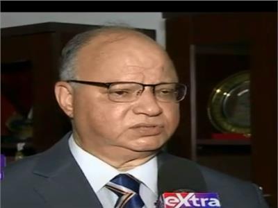 اللواء خالد عبد العال ، محافظ القاهرة
