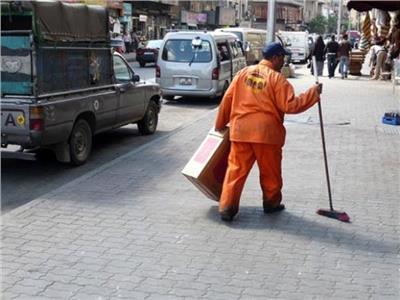 10الاف عامل نظافة يستعدون لاستقبال عيد الفطر بشوارع القاهرة