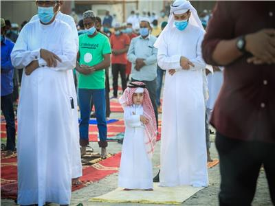 صورة من احتفالات العيد