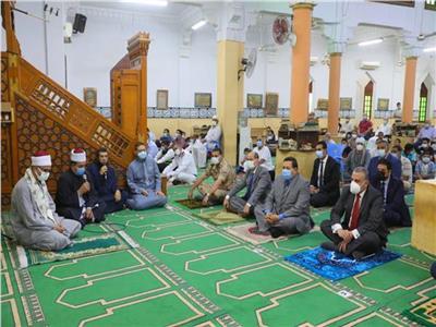 صلاة العيد في ظل الاجراءات الاحترازية