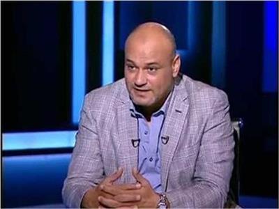 الكاتب الصحفي خالد ميري