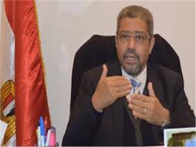 المهندس ابراهيم العربي رئيس الاتحاد العام للغرفة التجارية المصرية