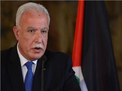 رياض المالكي وزير الخارجية الفلسطيني