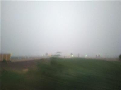 عاصفة ترابية تضرب المنيا.. والمحافظة ترفع درجة الاستعداد القصوى.. صور