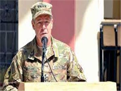 قائد القوات الأجنبية في أفغانستان الجنرال الأمريكي سكوت ميلر