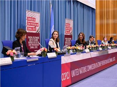 لجنة الأمم المتحدة لمكافحة الجريمة
