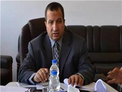 دكتورالسيد الشرقاوي رئيس جامعة السويس