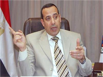 الدكتور محمد عبدالفضيل شوشة محافظ شمال سيناء