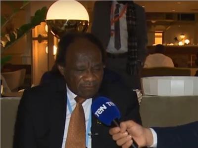 الدكتور الهادي محمد إبراهيم، وزير الاستثمار السوداني