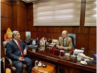 رئيس الوزراء يوافق على احلال وتجديد المبنى القديم للمعهد القومى للكبد بالمنوفيه