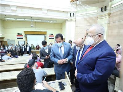 د. خالد عبدالغفار وزير التعليم العالي والبحث العلمي