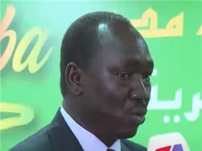 وزير الاستثمار بجنوب السودان يعدد فوائد معرض «صنع في مصر» بجوبا