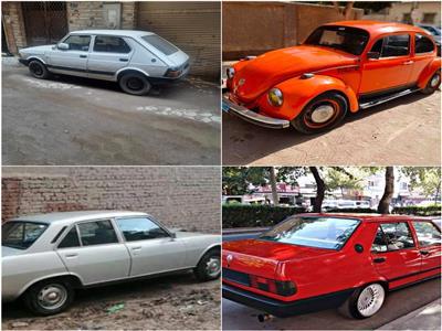 8 سيارات بسعر «حنين».. إحداها «عربية الشعب