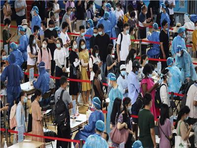 الصين تسجل 124 إصابة جديدة بفيروس كورونا