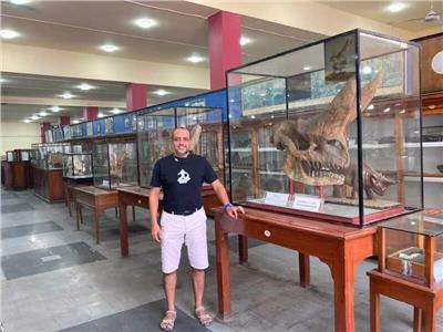 رحلة بصحراء مصر لاكتشاف الحيتان البرمائية