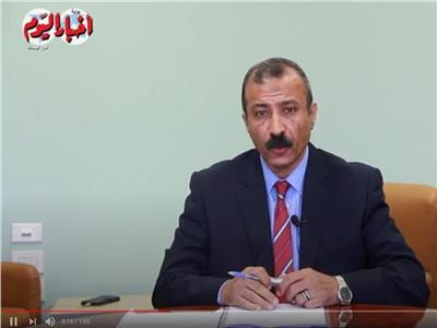 الدكتور طارق عوض المتحدث الرسمى باسم مبادرة إحلال المركبات