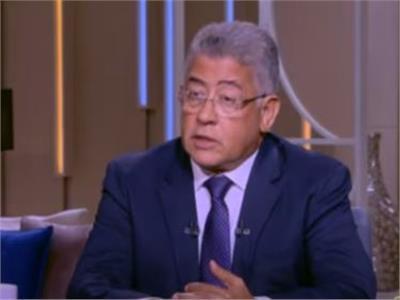 الدكتور أشرف إسماعيل رئيس الهيئة العامة للاعتماد و الرقابة الصحية